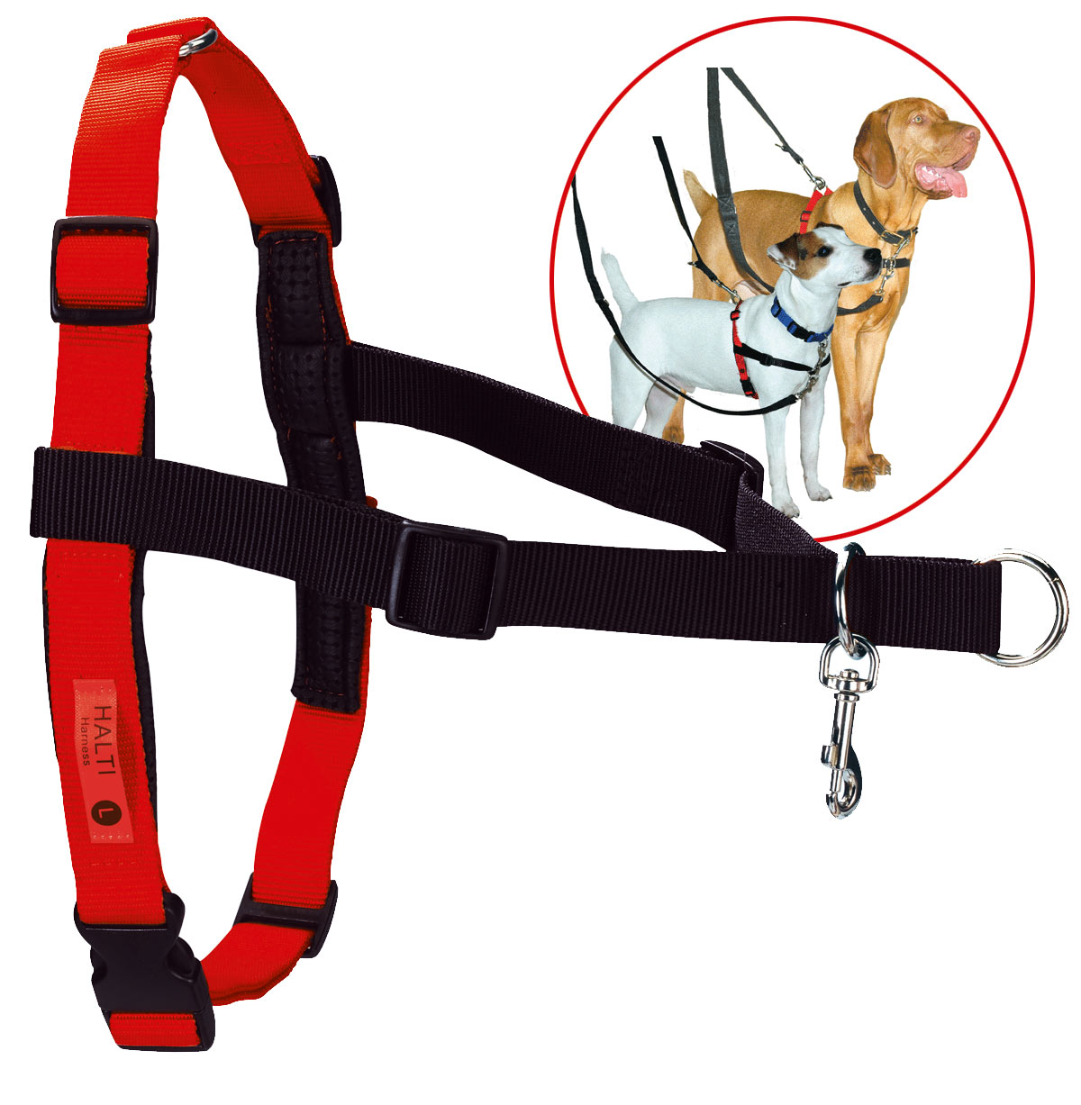 Halti Harness Hundegeschirr