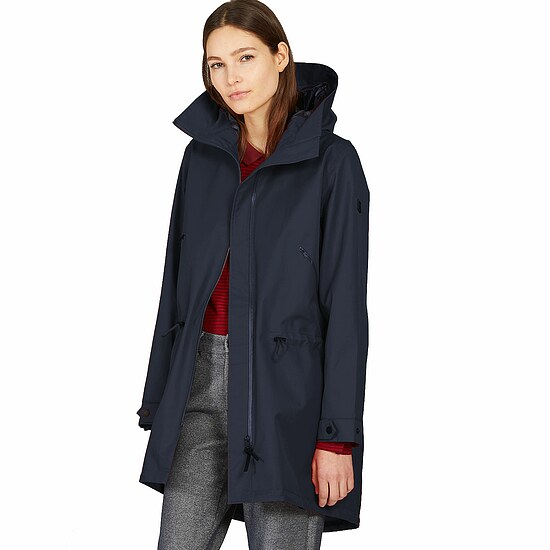 Bild 4 - Aigle Brokfielder New Damen Jacke dark navy
