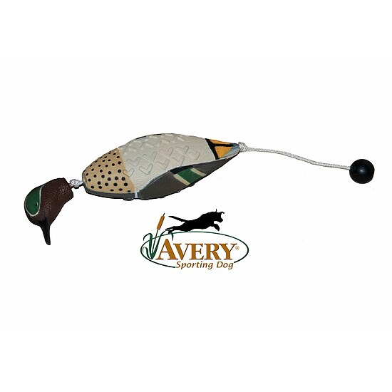 Bild 3 - Avery ATB Green Wing Teal
