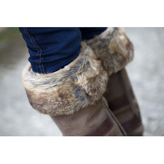 Bild 2 - Dubarry Boot Liner Chinchilla