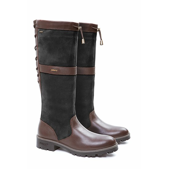 Bild 4 - Dubarry Lederstiefel Glanmire black