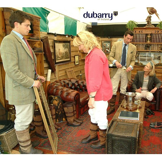 Bild 4 - Dubarry Kildare brown