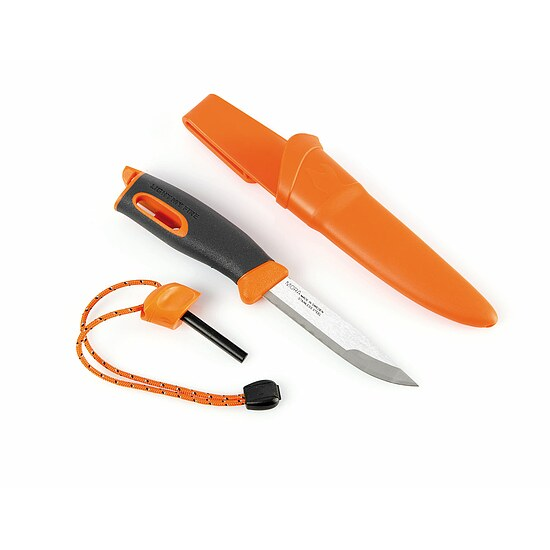 Bild 4 - Light my Fire Swedish FireKnife Taschenmesser orange