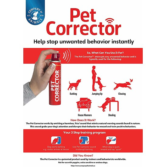 Bild 3 - Pet Corrector 50 ml