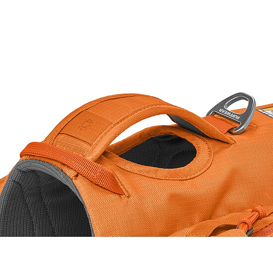 Bild 3 - Ruff Wear Hunderucksack Approach Pack orange
