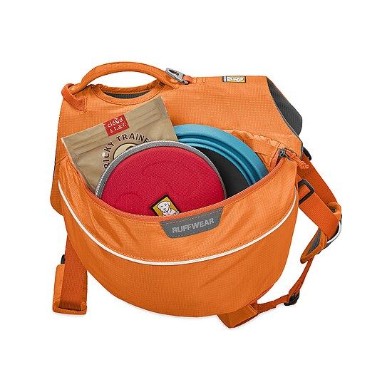 Bild 5 - Ruff Wear Hunderucksack Approach Pack orange