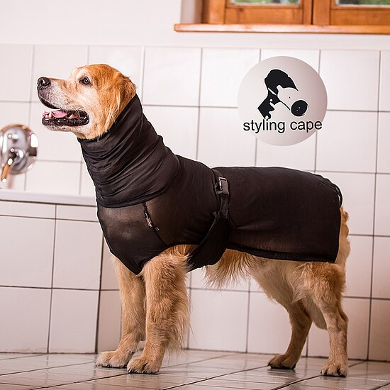 Bild 2 - Fit4dogs Styling Cape