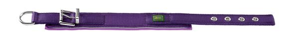 hunter halsband neopren reflect violett hund freizeit. Black Bedroom Furniture Sets. Home Design Ideas