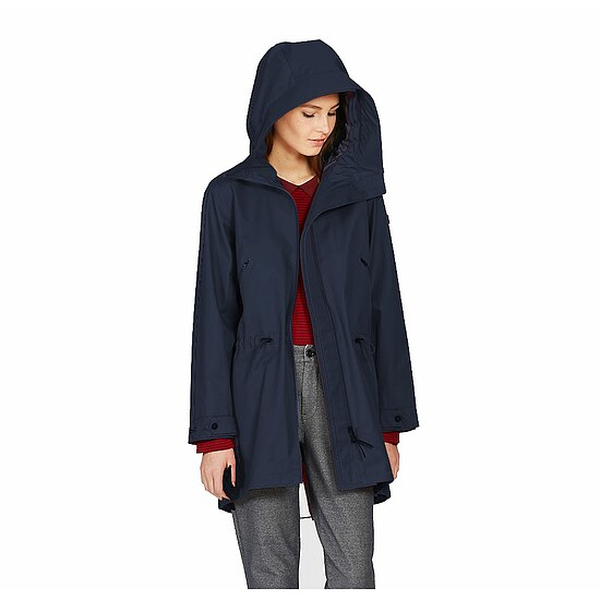 Bild 1 - Aigle Brokfielder New Damen Jacke dark navy