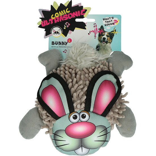Bild 1 - Comic Ultrasonic Bunny