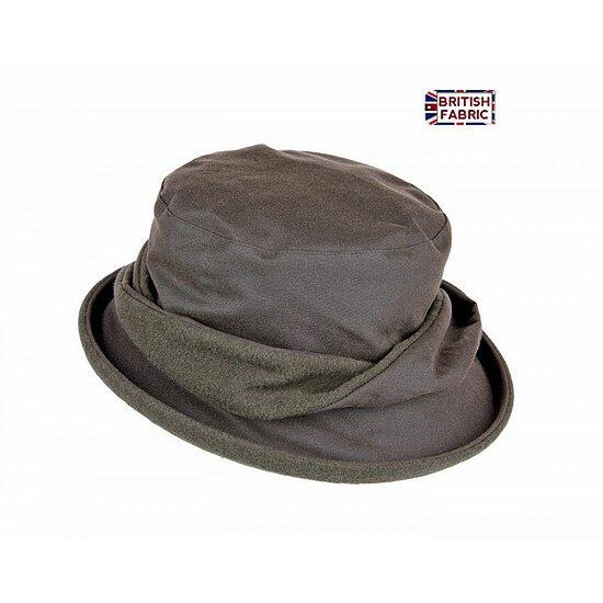 Bild 1 - Waxed Ladies Hat Adrienne