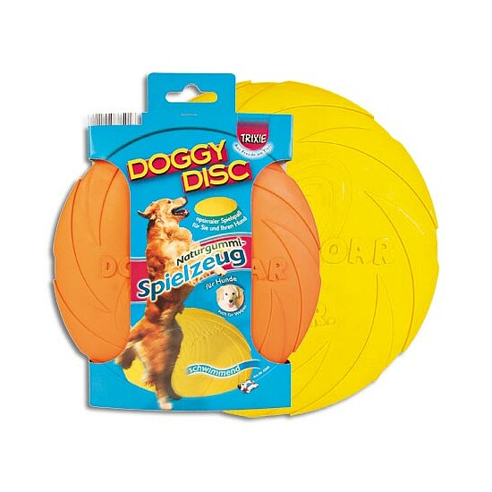 Bild 1 - Dog Disc Naturgummi