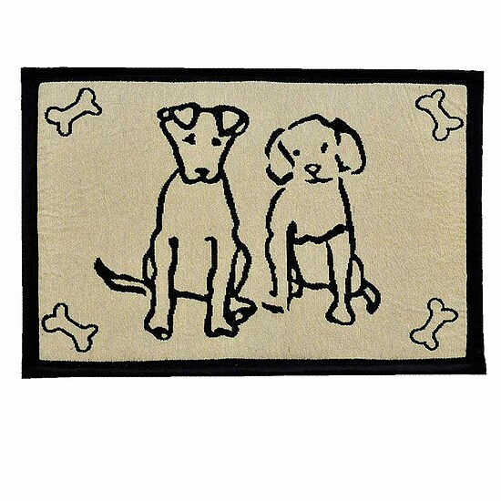 Bild 1 - Napfunterlage Dogs Fashion Mat
