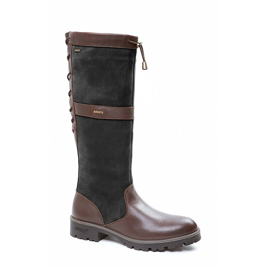 Bild 1 - Dubarry Lederstiefel Glanmire black