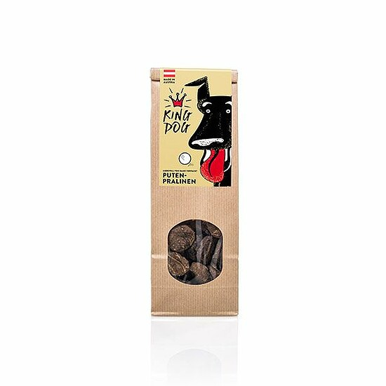 Bild 1 - King Dog Puten Pralinen 100g
