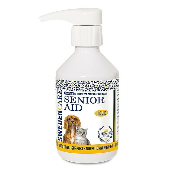 Bild 1 - ProDen Senior Aid Liquid 250ml