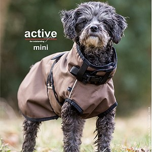 Hundemantel Active Cape Light mini