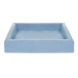 Bia Bed Cotton Bezug blau