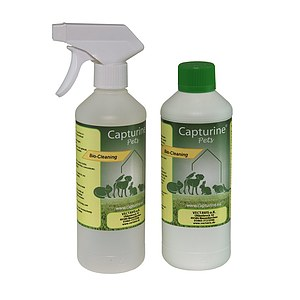Capturine Pets Bio-Cleaning 500 ml Starter-Set