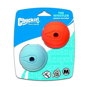 Chuckit Whistler Ball 2-er Set