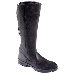 Dubarry Damen Lederstiefel Clare black