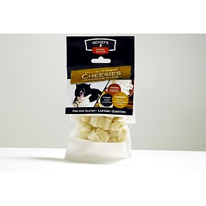 QChefs Dental Fitness Cheesies (Restposten)