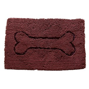 Dirty Dog Doormat Hundematte braun