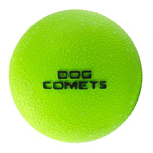 Dog Comets Ball Stardust grün