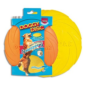 Dog Disc Naturgummi
