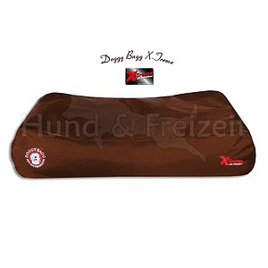 Doggy Bagg Hundekissen X-Treme All Weather - Brown