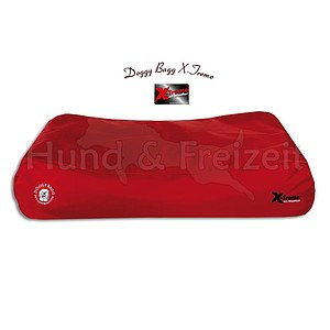 Doggy Bagg Hundekissen X-Treme All Weather - Chili Pepper