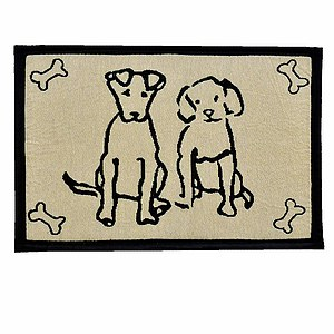 Napfunterlage Dogs Fashion Mat