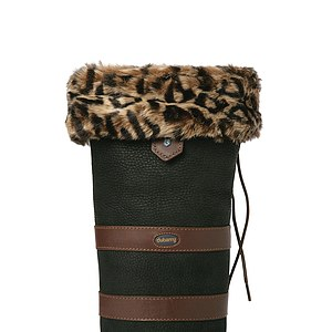 Dubarry Boot Liner Leopard