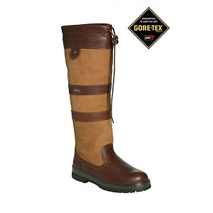Dubarry Lederstiefel Galway brown