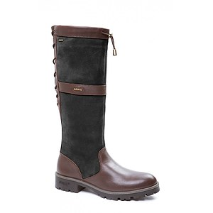 Dubarry Lederstiefel Glanmire black