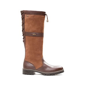 Dubarry Lederstiefel Glanmire walnut