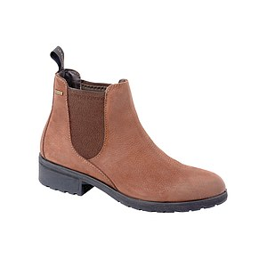 Dubarry Damen Lederstiefelette Waterford walnut