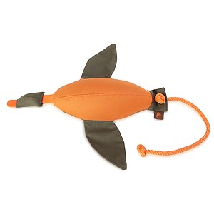 Firedog Duck Dummy khaki/orange