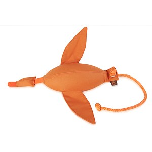 Firedog Duck Dummy orange