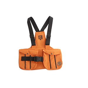 Firedog Dummyweste Trainer orange