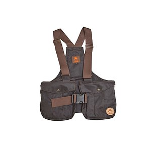Firedog Dummyweste Trainer Waxed Cotton