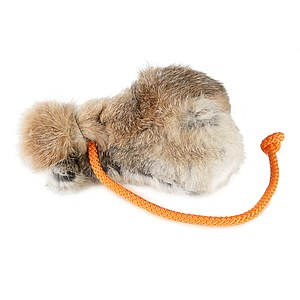 Firedog Dummy Ball full fur