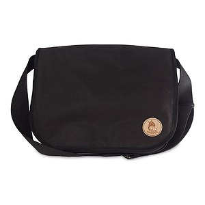 Firedog Dummytasche Waxed Cotton braun