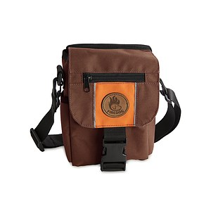 Firedog Kinder Dummytasche Mini DeLuxe braun/orange