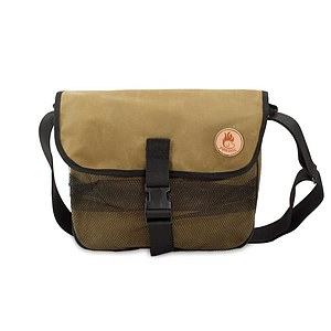 Firedog Dummytasche Profi light khaki Waxed Cotton