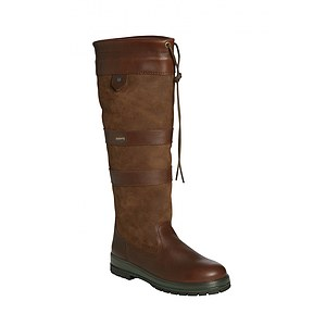 Dubarry Lederstiefel Galway walnut