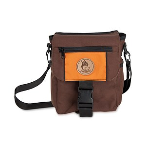 Firedog Dummytasche Mini DeLuxe braun/orange
