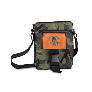 Firedog Dummytasche Mini DeLuxe camo/orange