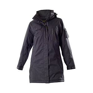 Owney Arctic Damen Winterparka schwarz