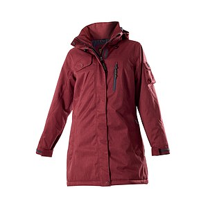 Owney Arctic Dame Winterparka dusty red